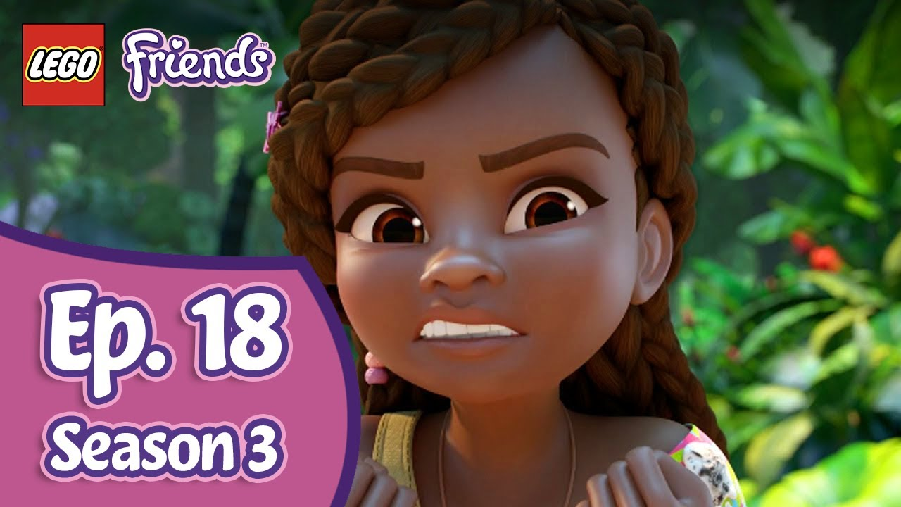 Download Friends: Girls on a Mission |LEGO® Full Episodes| Episode 18: Welcome to the Jungle