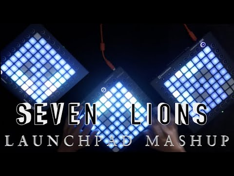 Seven Lions // Live Launchpad Mashup / With Kaskobi