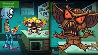 ЗАТРОЛЛИЛ ВСЕ ХОРРОРЫ - Troll Face Quest Horror