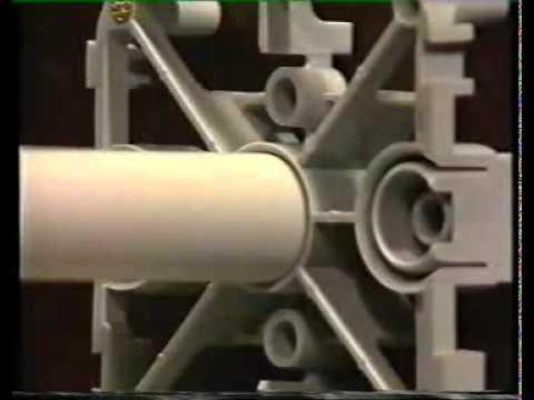 Прокладка кабеля в монолите