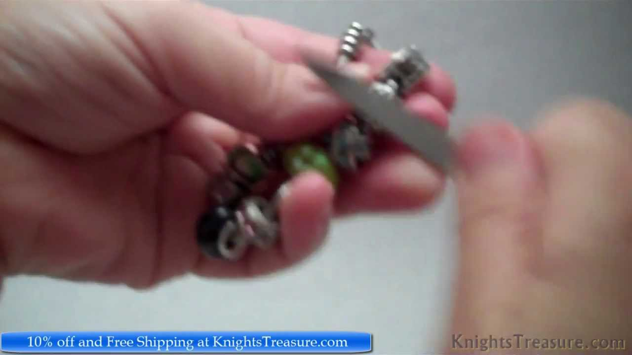 25 Things You Shouldn T Do To A Real Pandora Charm Bracelet Video