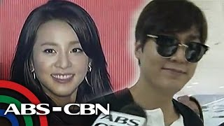 TV Patrol: Sandara Park, Lee Min Ho bumisita sa Pilipinas