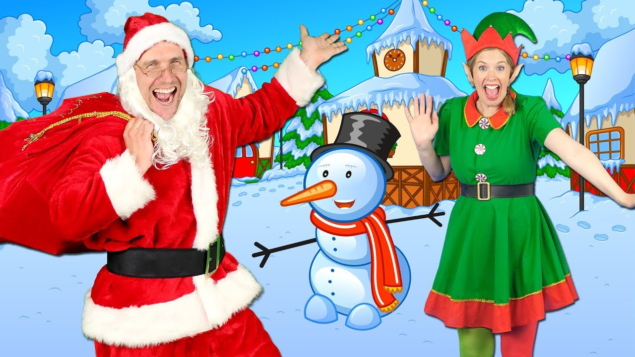 Alphabet Christmas — ABC Christmas Song for Kids 🎄 Learn the alphabet and phonics this Christmas