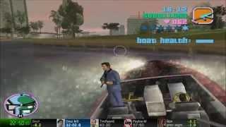 Grand Theft Auto: Vice City any% speedrun in [57:29] - legit steam version of game - by Fil_maj_rasz