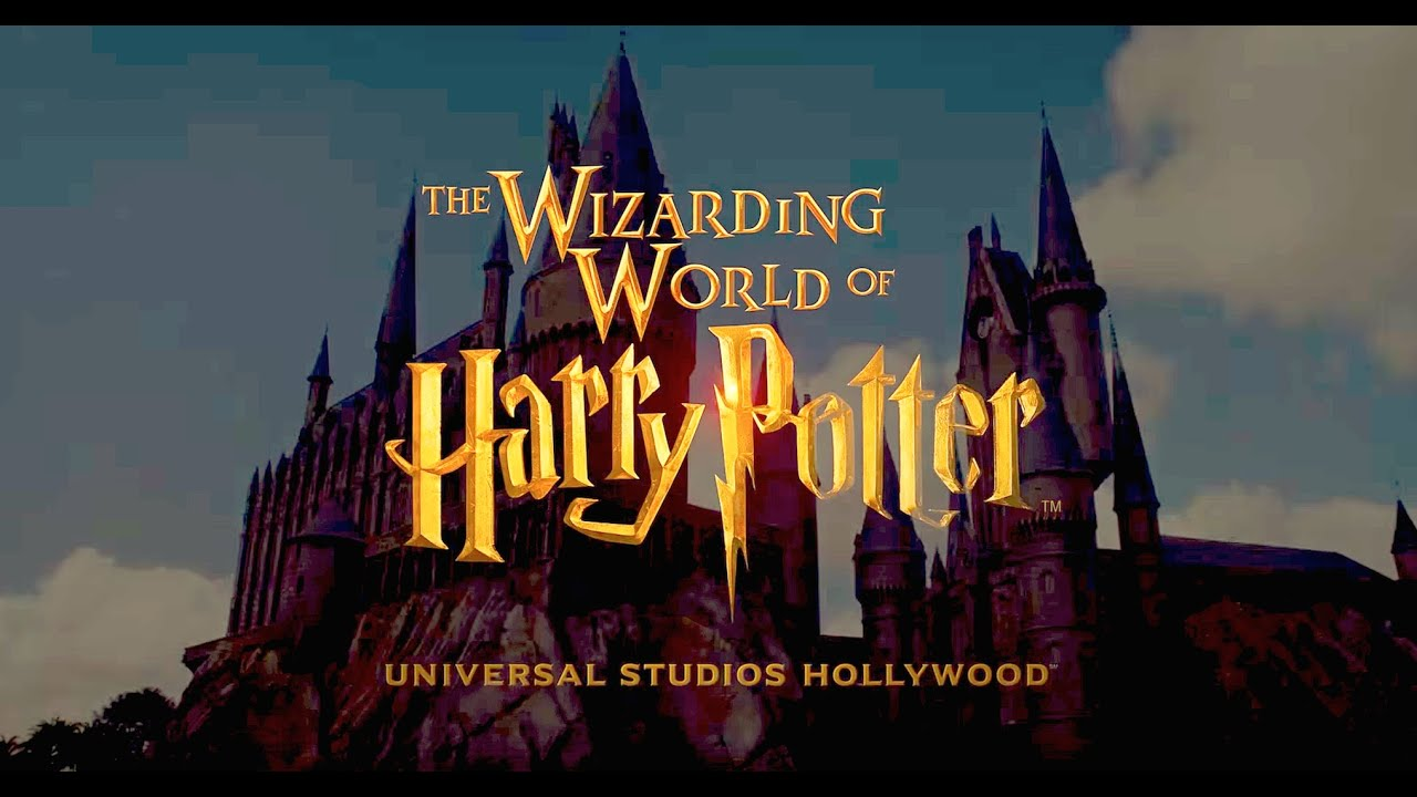 the wizarding world of harry potter universal studios april 2016
