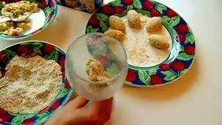 "How To Make ""matzo Malfatti"" (naked Ravioli) For Passover By Cleo Coyle"