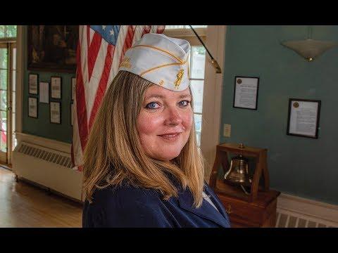 I Am The American Legion: Sandra Kee