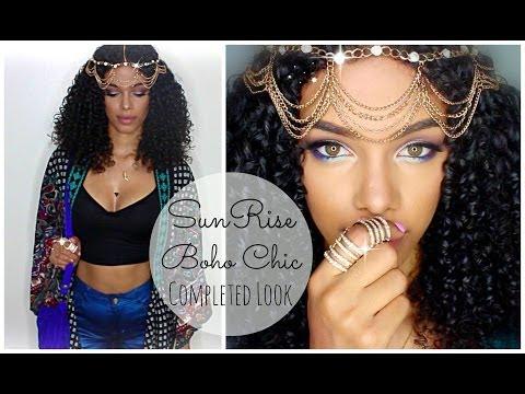 Bohemian Princess Look | SunKissAlba