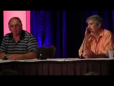 Garry Chalk and Neil Kaplan Q&A clip from TFCON 2014