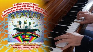 Your Mother Should Know - The Beatles Piano cover (Sheet music available soon)