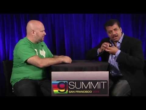 Neil deGrasse Tyson Interviewed by Gamification Expert Gabe Zichermann