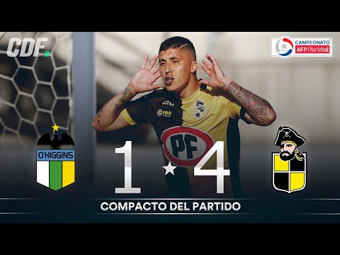 O Higgins Coquimbo Goals And Highlights
