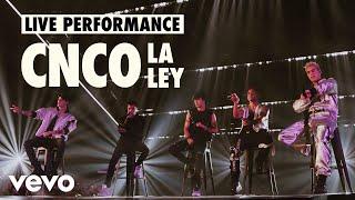 Смотреть клип Cnco - La Ley