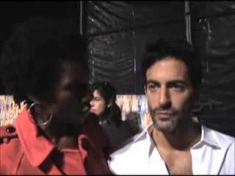 Constance White, eBay Style Director interviews Marc Jacobs
