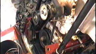 HOW TO REPLACE THE BELTS ON YOUR SNOWBLOWER -  Craftsman, Husqvarna, Poulan