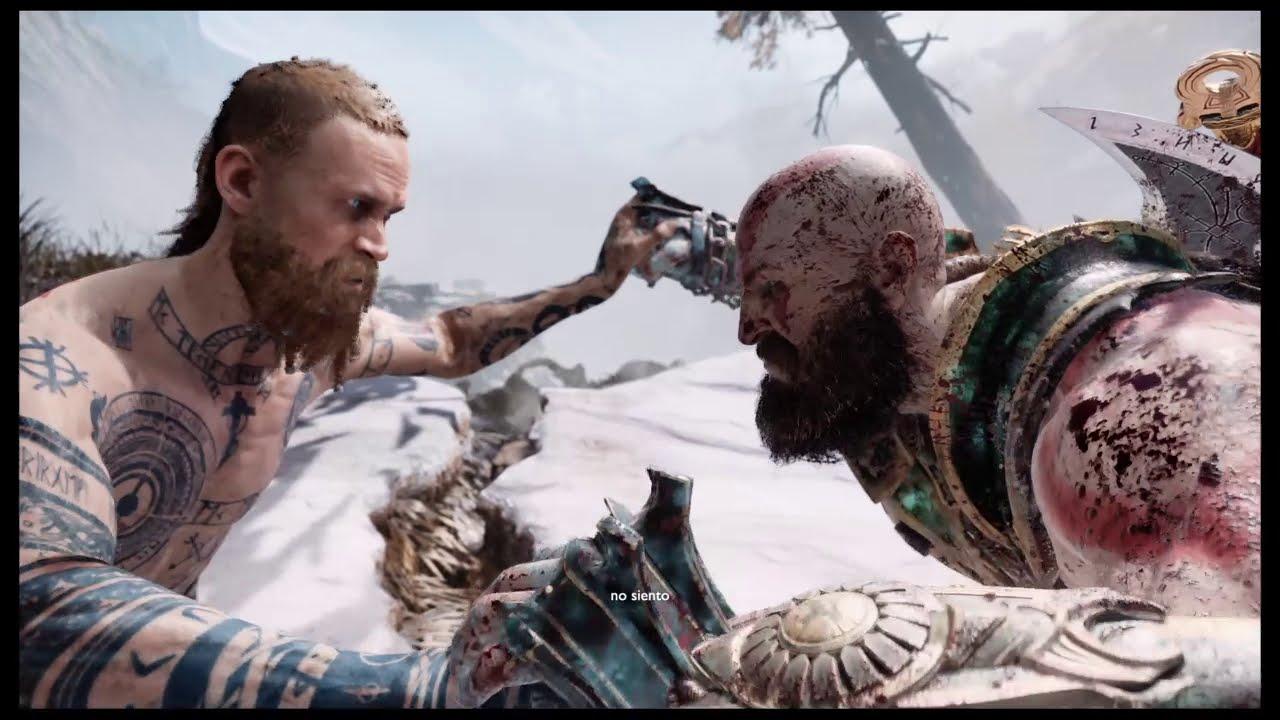 Kratos vs Baldur -El Comienzo de un Viaje- God of War (ByLucas)
