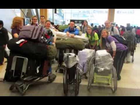 SBU DPT medical mission trip to Peru with MMI