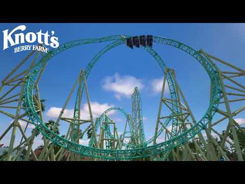 HangTime Teaser Trailer - New Roller Coaster Opening Summer 2018 At Knott's Berry Farm