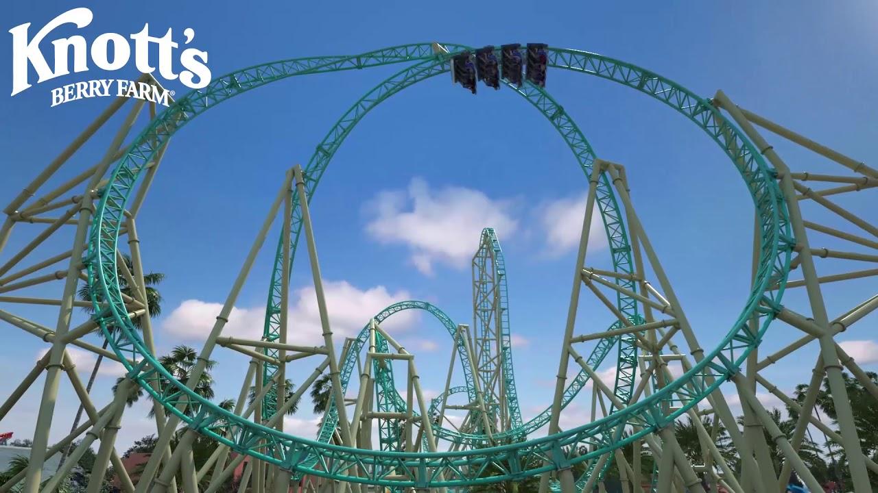 hangtime teaser trailer new roller coaster opening summer 2018