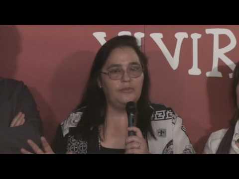 [HOtv] DAV   24.09.08 Declaraciones de María Esper...