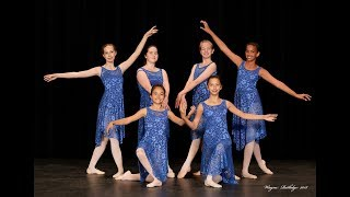 Beautiful Junior Teen Ballet Performance