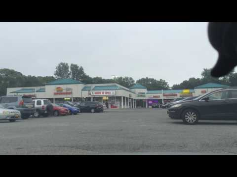 Driving in Stony Brook - Centereach