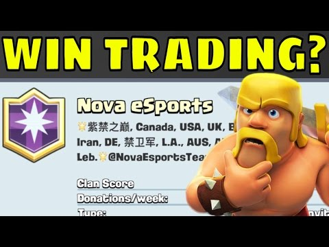 NOVA LEADER on Win Trading, Fair-Play, & Community in Clash Royale