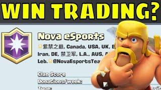 NOVA LEADER on Win Trading, Fair-Play, & Community in Clash Royale