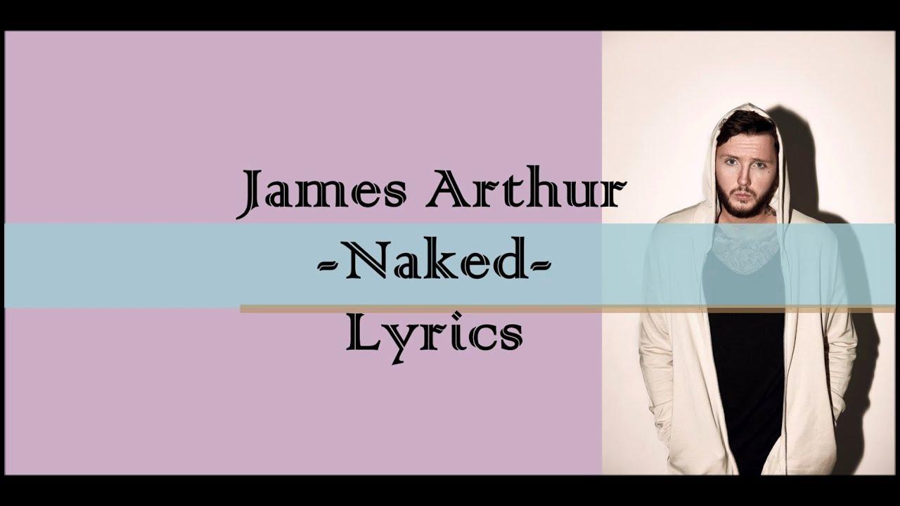 Naked Guitar Cover Acoustic - James Arthur 🎸  Chords
