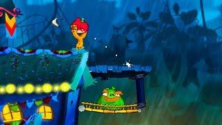 Angry Birds 2 King Pig Panic! (DAILY CHALLENGE) – 3 LEVELS Gameplay Walkthrough Part 168