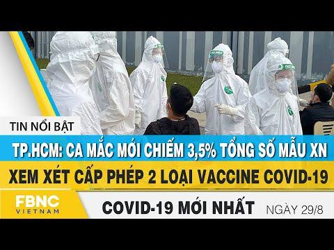 Tin tức Covid-19 mới nhất hôm nay 29/8   Dich Virus Corona Việt Nam hôm nay   FBNC   Thông tin phim điện ảnh 1