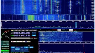 Радиохулиганы на диапазоне 100 метров. SDR RTL2832U + upconverter (ненормативная лексика)