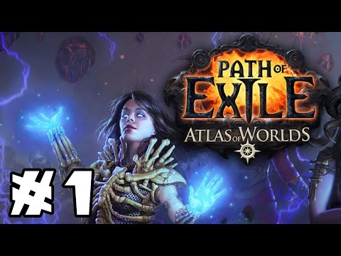 Let's Play: Path of Exile - Summoner Witch - Part 1 [v2.4 Essence League]