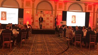 2018 McGill Hall of Fame induction ceremony