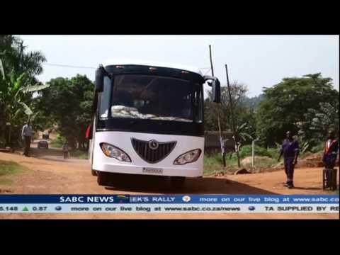 A Ugandan automotive company has built a solar powered bus