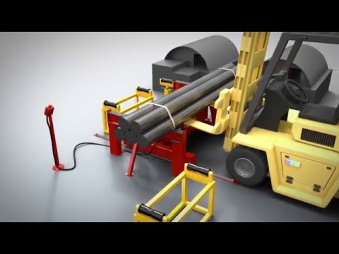 The Kirsan Engineering Bar / Saw Loader