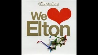 "Elton John's ""Can You Feel the Love Tonight"" Dance Mix Cover by Obsession 2002 (with lyrics)"