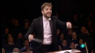 Stravinsky: Petrushka (1947) RTVE - Jaume Santonja [Excerpts]