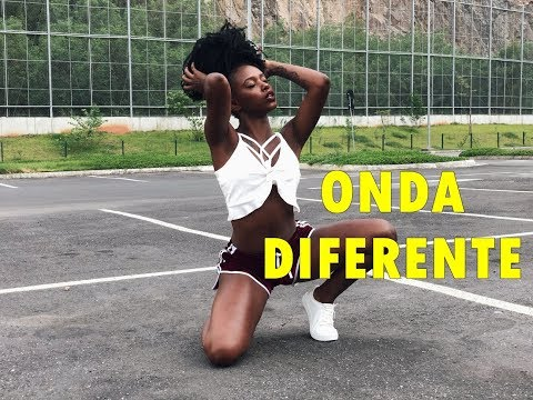 Anitta with Ludmilla and Snoop Dogg feat Papatinho - Onda Diferente l COREOGRAFIA SAVANAH
