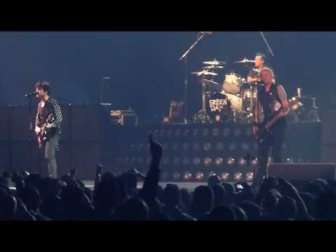 Green Day - American Idiot @ Barclays Center, Brooklyn, NY 2017