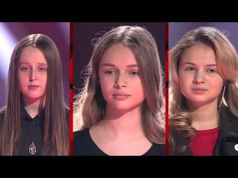Beautiful - Мария Журавлева, Ева Тимуш и Мария Знатнова - полная версия