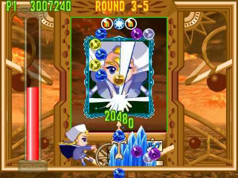 Puzzle Bobble 4 (Bust-a-move 4) Challenge Mode Stage 3 Time Attack 14/11/08