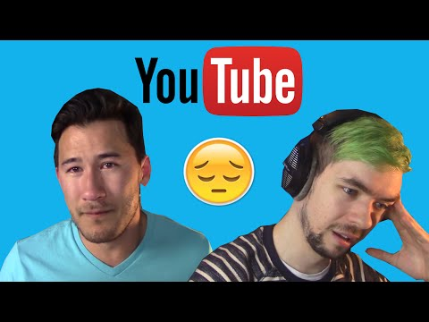 Thumbnail: 6 Saddest Moments In Youtube Videos (JackSepticEye, Markiplier, Boogie2988, PewDiePie)