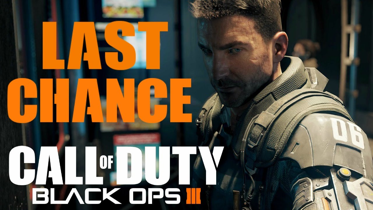 Black Ops III is Call Of Duty's Last Chance (BO1 Multiplayer)