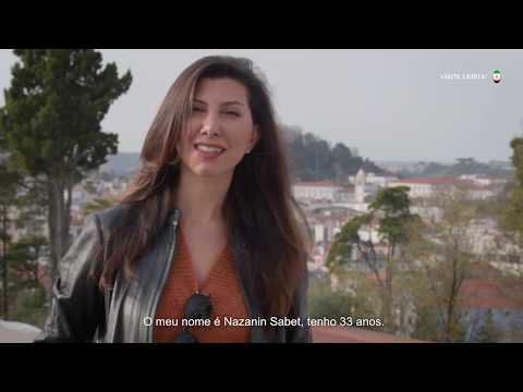 Apaixonei-me por Leiria, por Nazanin Sabet