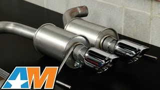 2015-2016 Mustang Roush Exhaust Sound Clip Axle-Back (5.0L GT) Review