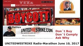 UWS Radio Marathon Thomas Williams, Alan + Steve 20170610