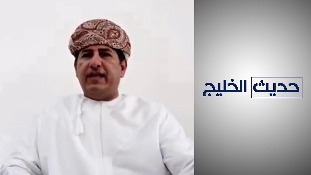 حديث الخليج - كاتب: مطالب المتظاهرين في صحار مشروعة