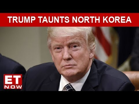 Trump Taunts North Korea: 'I Too Have A Nuclear Button'