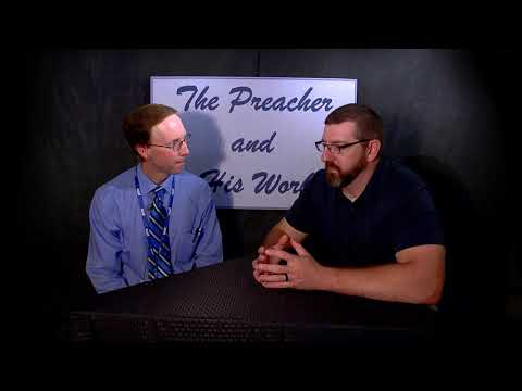 Preacher and His Work - PTP Edition - Randy Bybee
